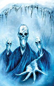 The Blue People by Mary SanGiovanni