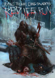 Red Ice Run by Ryan C Thomas and Craig Saunders